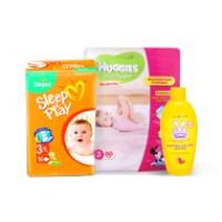 Гигиена и косметика для младенцев