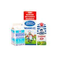 Молоко и сливки