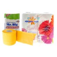 Туалетная бумага и бумажные изделия