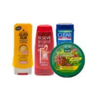 Средства для мытья и ухода за волосами