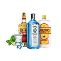 Текила, джин, самбука, граппа