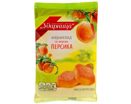 Мармелад ТМ Ударница со вкусом персика, 325 г