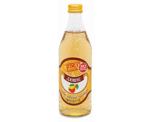 Напиток Старые добрые традиции дюшес б/алк газ 0.5л ст/б