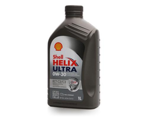 Масло моторное синтетическое Helix ultra 0W-30 ТМ Shell (Шелл)