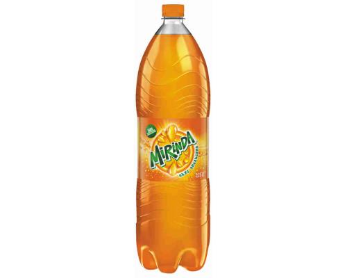 Напиток Mirinda апельсин б/алк газ 2.25л пэт