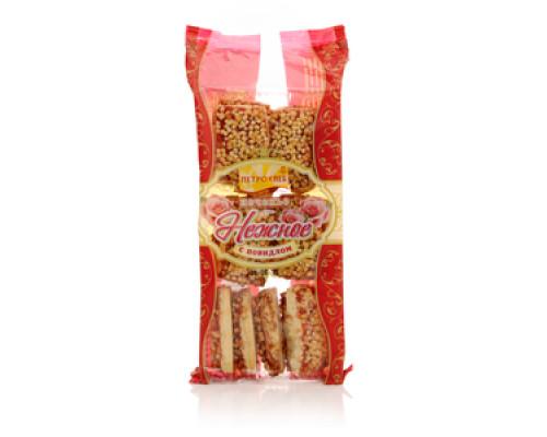 Печенье нежное с повидлом ТМ Петрохлеб