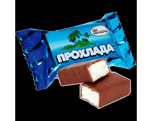 Конфеты Прохлада ТМ Акконд, с кокосом