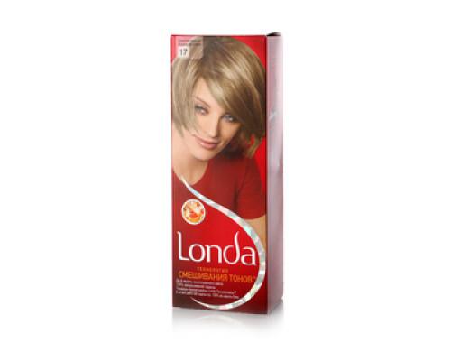 Краска для волос Londa 17 Светло-русый ТМ Londacolor (Лондаколор)