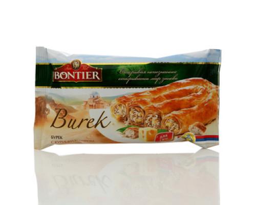 Бурек с курицей и сыром ТМ Bontier (Бонтиер)
