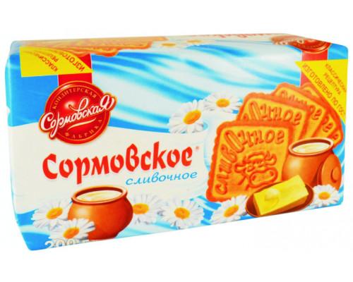 Печенье ТМ Сормовское сливочное, 200 г