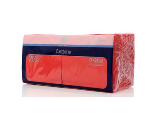 Салфетка бумажная тонированная ТМ H-Line (Аш-Лайн), 250 шт