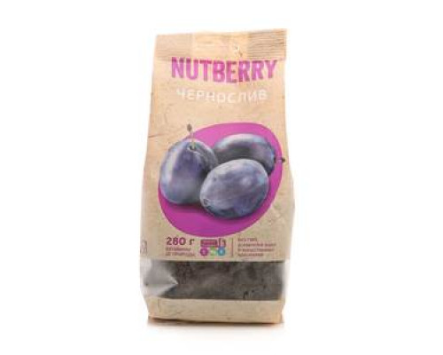 Чернослив ТМ Nutberry (Нутберри)