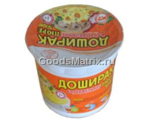 Пюре картофельное ТМ Doshirak (Доширак) быстрого приготовления, со вкусом грибов, 40 г