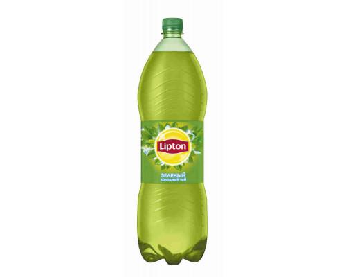 Напиток Lipton зеленый чай б/алк 2л пэт