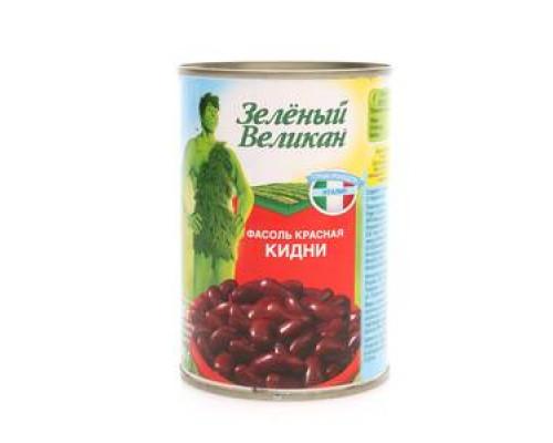 Фасоль красная Кинди ТМ Зеленый Великан