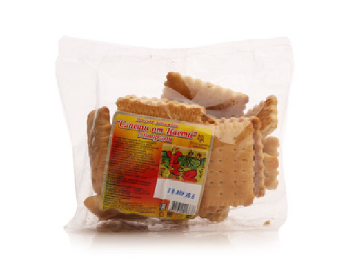Печенье затяжное Сласти от Насти с творогом ТМ Confashion (Конфэшн)