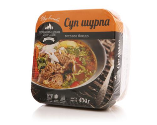 Суп шурпа ТМ Первая Пищевая Компания