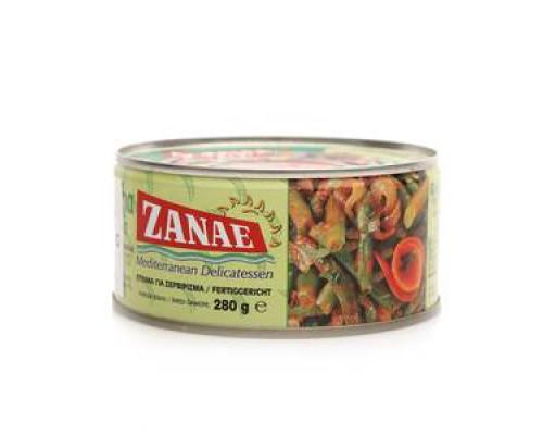 Фасоль стручковая зеленая в томате ТМ Zanae (Занае)