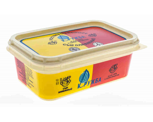 Сыр плавленый Дружба 55% 400г