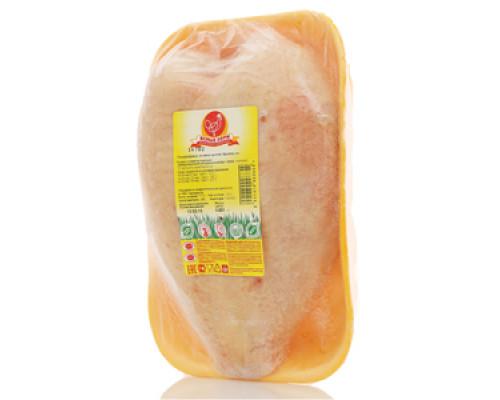 Грудка цыпленка-бройлера замороженная ТМ Ясные Зори