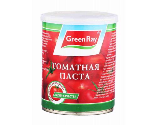 Паста томатная Green Ray 380г