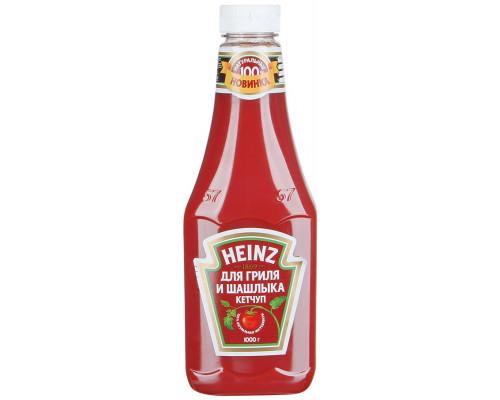 Кетчуп ТМ Heinz (Хайнц) для гриля и шашлыка, 1 кг