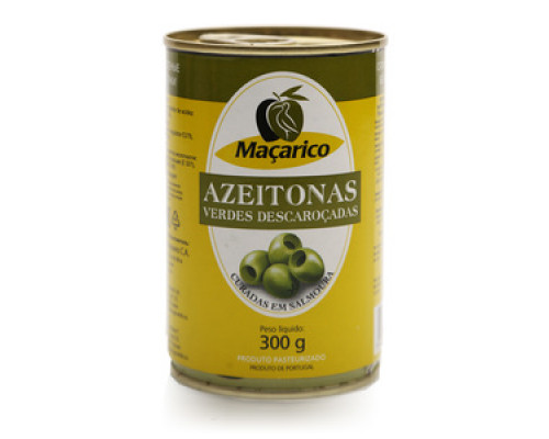 Оливки зеленые без косточки ТМ Macarico (Макарико)