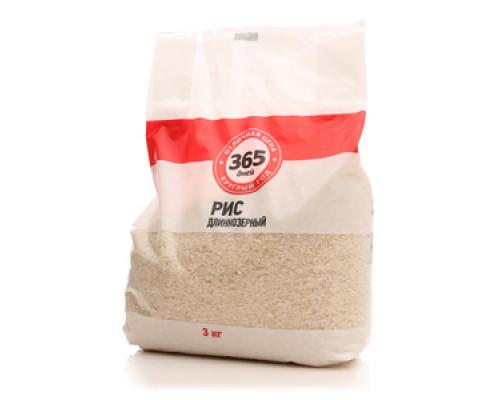 Рис длиннозерный ТМ 365 дней
