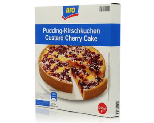 Пудинговый пирог с вишней глубокозамороженный ТМ Aro (Аро)
