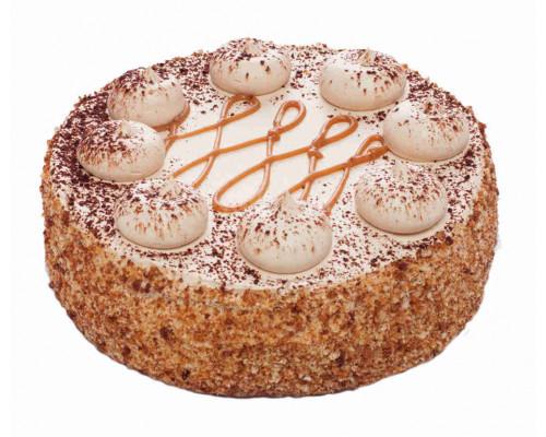 Торт Медовый абрикос 750г Мирэль