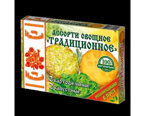 Ассорти овощное традиционное ТМ От Ильиной, 300 г