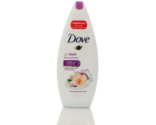 Гель для душа Go fresh ТМ Dove (Дав) аромат сливы и цветка сакуры