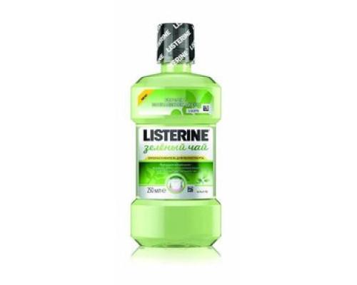Ополаскиватель для полости рта Зелёный Чай ТМ Listerine (Листерин)