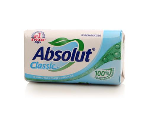 Мыло Absolut Classic Освежающее  антибактериальное ТМ Absolut (Абсолют)