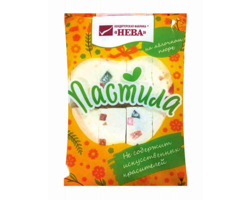 'Пастила ''ВАНИЛЬНАЯ'' с ароматом ванили и кусочками мармелада 220г'