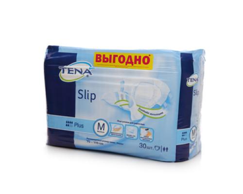Подгузники для взрослых ТМ Tena Slip Plus (Тена Слип Плюс)