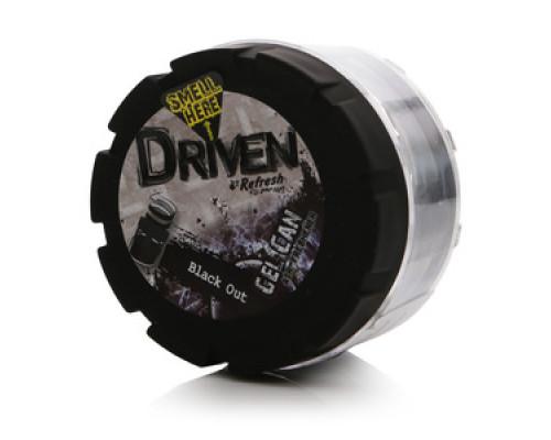 Ароматизатор воздуха для а/м гелевый Black Out ТМ Driven (Драйвен)