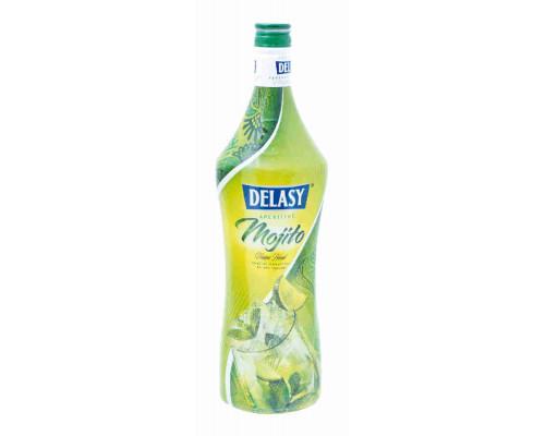 Напиток винный Деласи Мохито, 1л