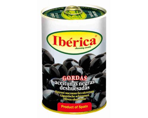 Маслины ТМ Iberica (Иберика), б/к ж/б 420 г