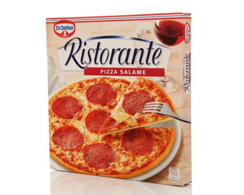 Пицца Ristorante Salame (Ристоранте Салями) ТМ Dr.Oetker (Др.Оеткер)