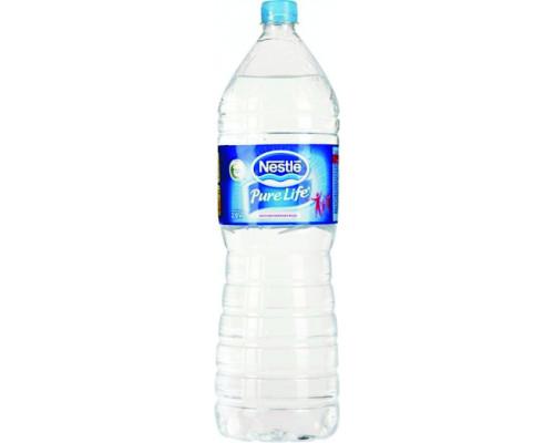 Вода Pure Life ТМ Nestle, негазированная, 2 л