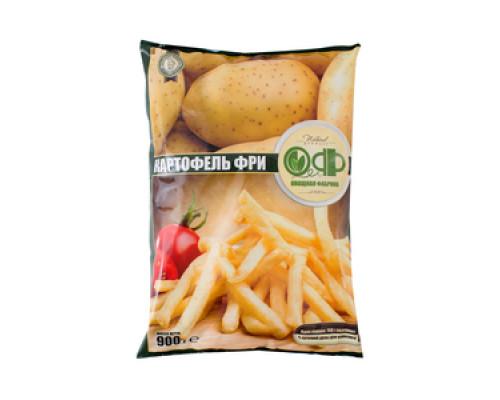 Картофель фри ТМ Овощная фабрика
