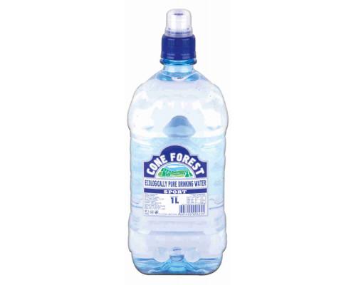 Вода питьевая Шишкин лес спорт н/газ 1л пэт