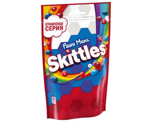 Драже ТМ Skittles (Скиттлс) Рашн микс, 100 г