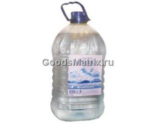 Вода питьевая ТМ Societe Minerale, природная, негазированная, первой категории, 5 л