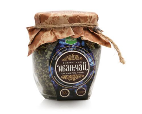 Чайный напиток со смородиной ТМ Сибирский иван-чай