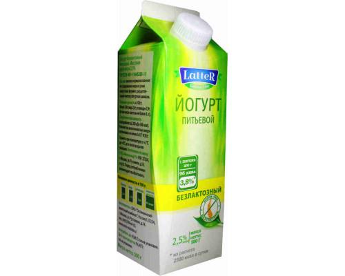 Йогурт питьевой Latter безлактозный 2,5% 500г