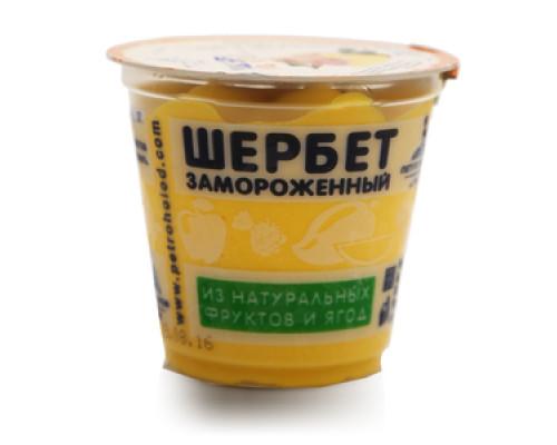 Шербет из манго замороженный ТМ Петрохолод
