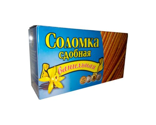 Соломка сдобная ванильная ТМ Жуковская, 200 г