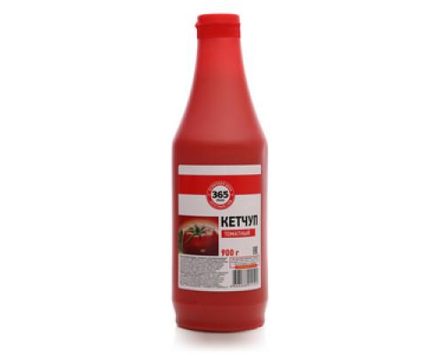 Кетчуп томатный ТМ 365 дней